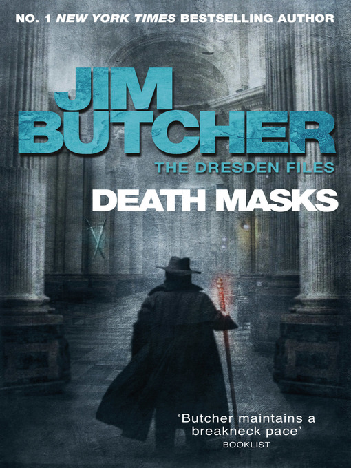 Death Masks (eBook): The Dresden Files Series, Book 5